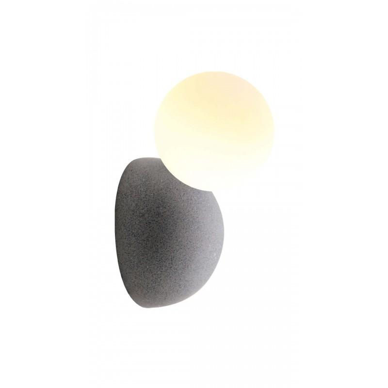 Aplică STRING AP1 negru KLAUSEN Scandi Collection