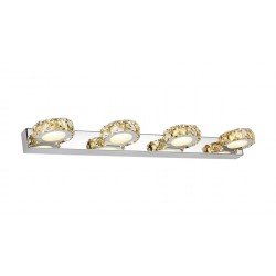 Aplică CHAMPAGNE gold & crom 146003 KLAUSEN WELLNESS COLLECTION