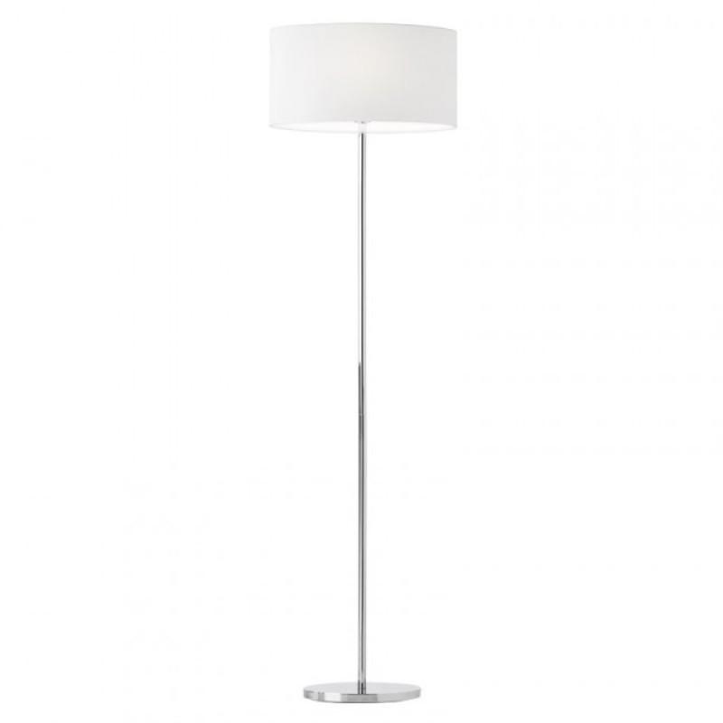 Lampadar pentru interior Enjoy structura din metal cu abajur alb 01-681 WH Redo