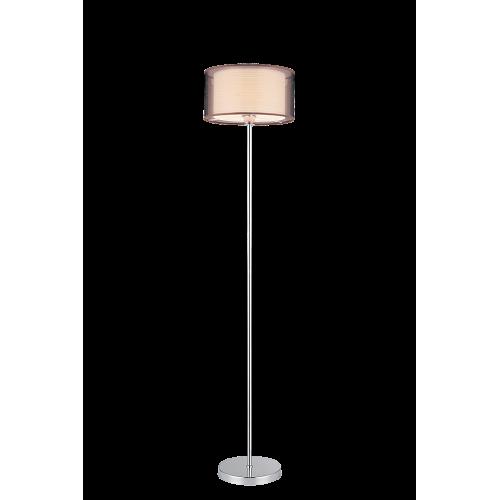 LAMPADAR  STRCTURA METAL CROMAT ANASTASIA 2633