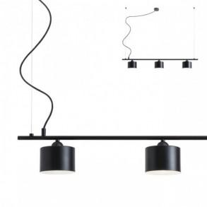 Lustra Redo Miller - 01-1551 - negru mat, 3XE27