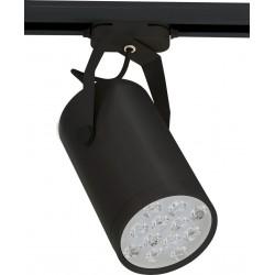 SPOT SINA LED STORE BLACK 12W 6826 NOWODVORSKI
