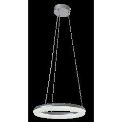 Pendul Georgina structura din metal LED 24W  cu telecomanda 2565 Rabalux