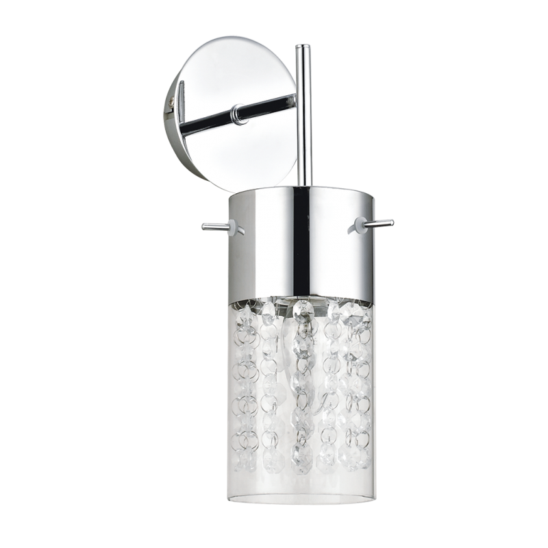 Aplica structura din metal si abajur din cristal transparent WATERFALL 6449 Rabalux