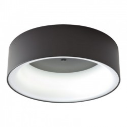 Plafoniera led Bond structura din metal negru mat 01-921 Redo