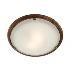 Plafoniera Cosi 05-089, 1 x E27, nuc + alb