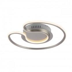 Plafoniera LED Sofia din metal nickel mat 20W 67093-20 Globo