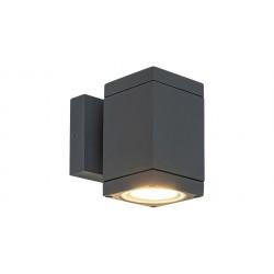 Aplica BUFFALO de exterior neagra 1xGU10 35W 7887 Rabalux
