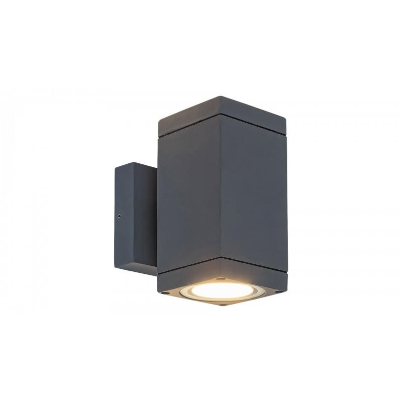 Aplica BUFFALO de exterior neagra 2xGU10 35W 7888 Rabalux