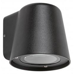 Aplică MANDAL de exterior 1xGU10 35W 230V IP54 neagră 7959 Rabalux