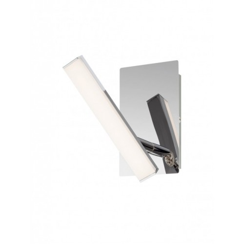 Aplica cu led Stick 4.8W 3000K metal cromat 04-136 Smarter