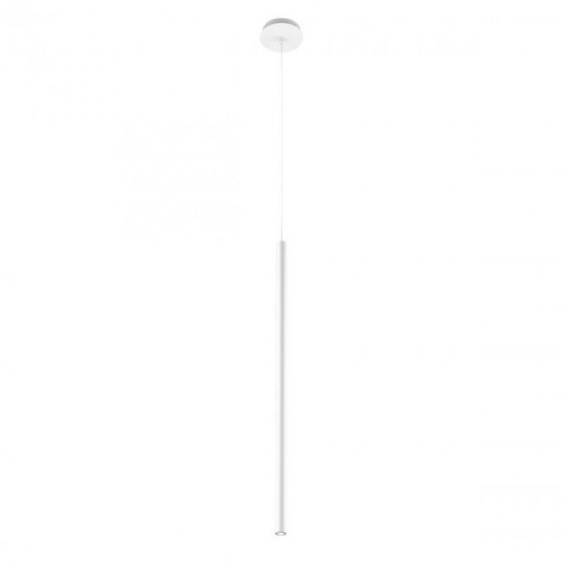 Suspensie Kanji pentru interior echipata cu POWER LED structura din metal vopsit in alb mat 01-1224 Redo