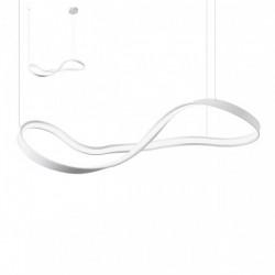 Suspensie Redo Nubo - 01-1415 -  structura din aluminiu si metal cu Led-uri SMD