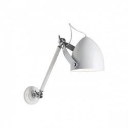 Aplica/Plafoniera Reverse pentru interior cu brat orientabil structura si abajur din metal 01-1107 Redo
