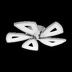 Plafoniera Amonde cu LED structura din aluminiu crom 95221 Eglo