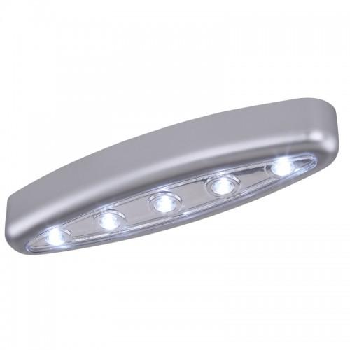 Lampa de pus sub dulap din plastic argintiu 42417 ALIANO