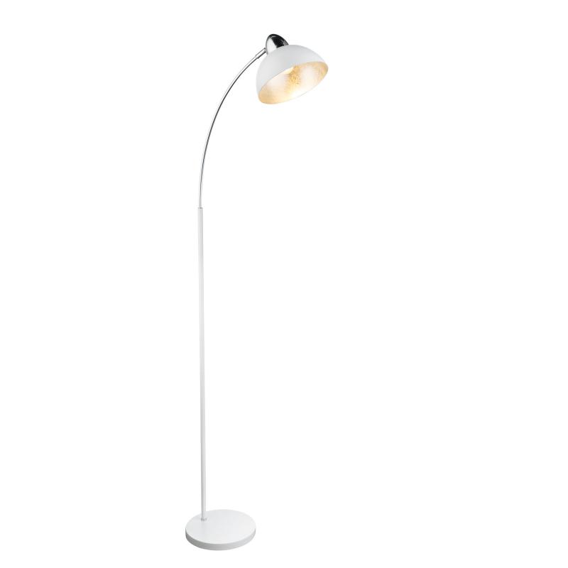 Lampadar metalic alb crom 24703SW ANITA RABALUX