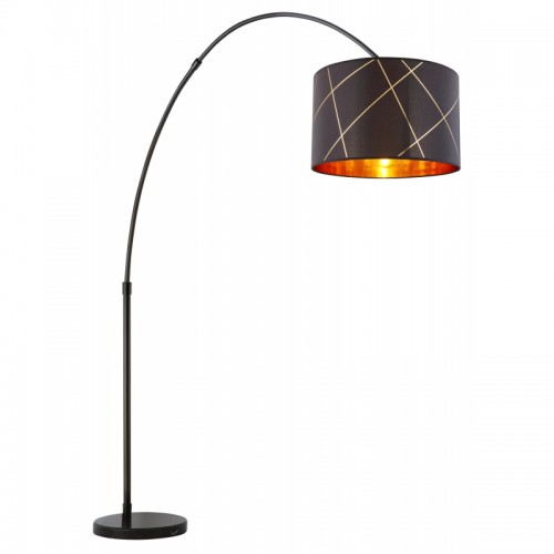 Lampadar metal negru 15431S2 BEMMO GLOBO
