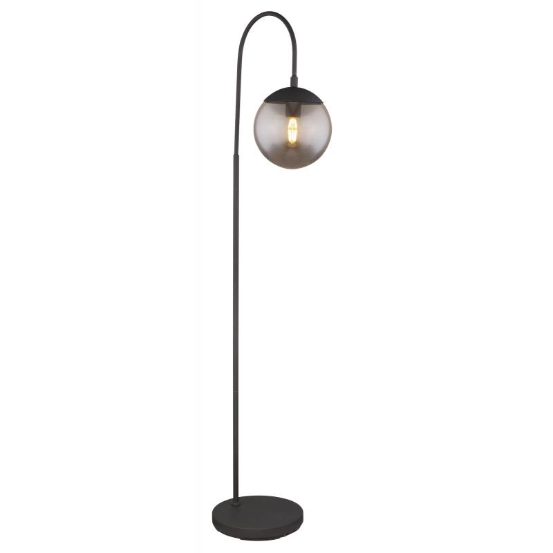 Lampadar metal negru mat 15830S1 BLAMA RABALUX