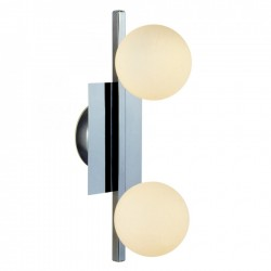 Plafoniera Cardiff LED pentru baie 5663-2L Globo