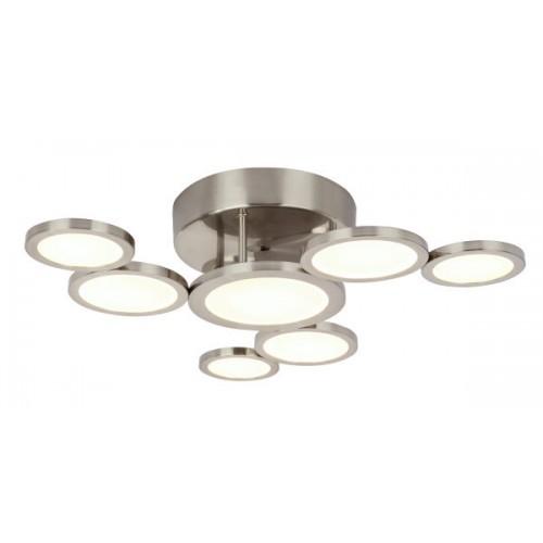 Plafoniera Corsus cu LED,structura metalica si dispersor din acril 56005-28 Globo