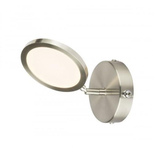 Aplica  Corsus cu LED cu structura metalica si dispersor din acril 56005 Globo