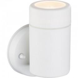 Aplica de exterior otel inoxidabil alb plastic 32004-1 COTOPA