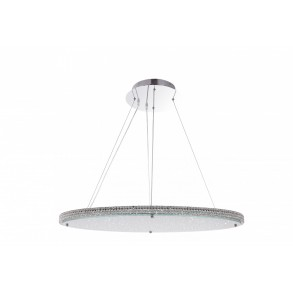 Lustra Curado LED cu dispersor din sticla si cristale K5 15683 Globo