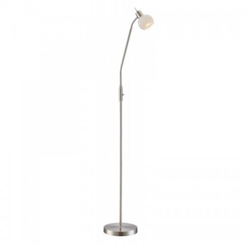 Lampadar nichel mat sticlă mată 54341-1S ELLIOTT