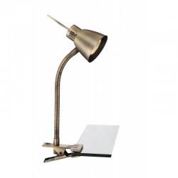 Lampa cu clema alamă antică 2477L NUOVA