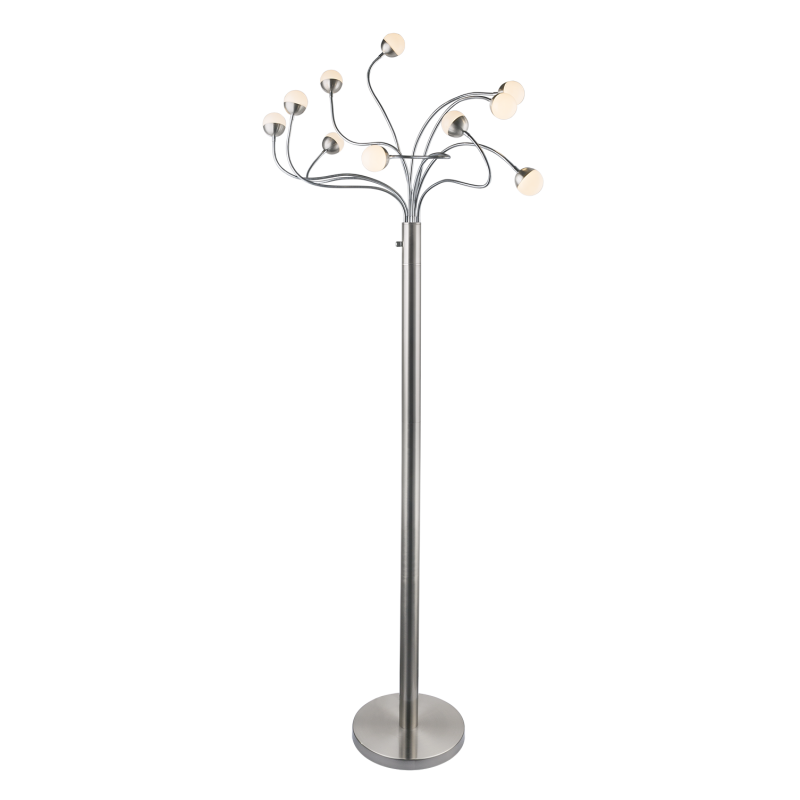 Lampadar Roslin cu LED si structura metalica 24134-10S Globo