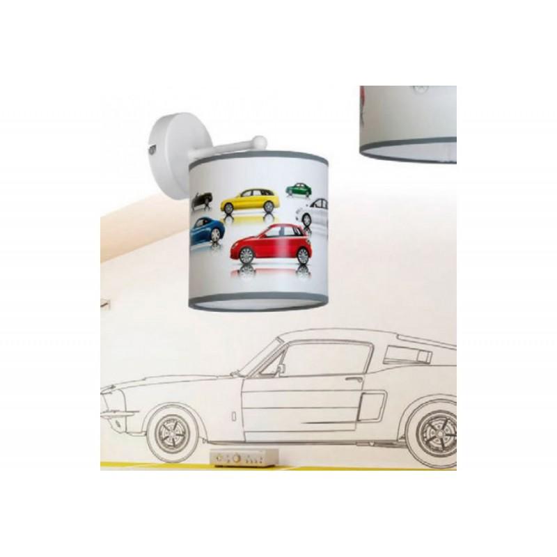 Aplica Cars cu structura metalica si abajur color KL 6590 Klausen