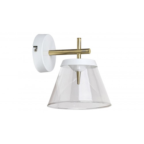 LAMPA PERETE METAL ALB AVIANA 5029 RABALUX