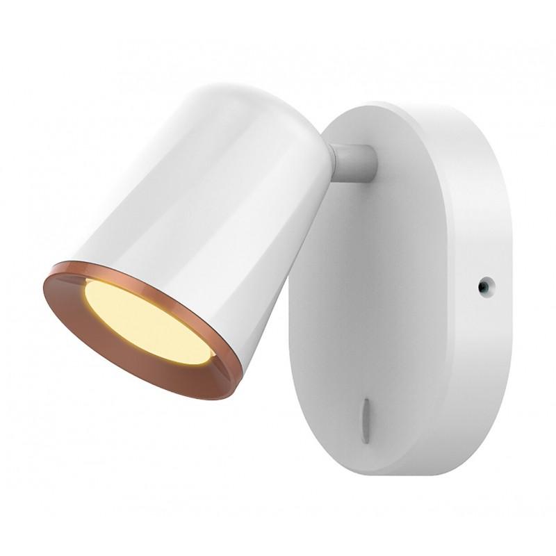 LAMPA DE PERETE PENTRU INTERIOR METAL ALB SOLANGE 5045 RABALUX