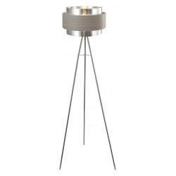 LAMPADAR STRUCTURA METALICA CU ABAJUR DIN PLASTIC STEJAR INVECHIT BASIL 5385