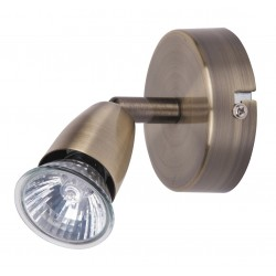 Lampa spot de perete metal/bronz NORMAN 5995