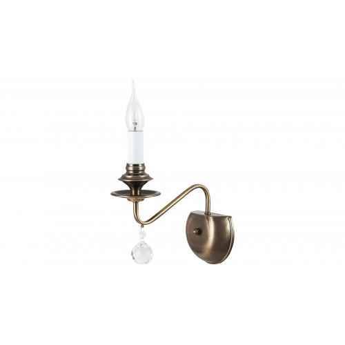 LAMPA DE PERETE BRONZ ANTICHIZAT BEATRICE 7056 RABALUX