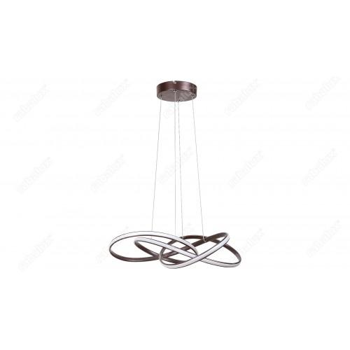 Lustra Ambrosio cu LED si structura metalica 5692 Rabalux