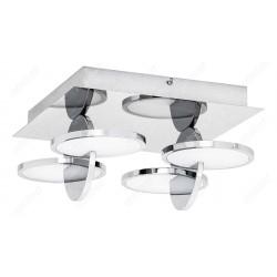 Lustra Assana LED cu structura metalica 5671 Rabalux