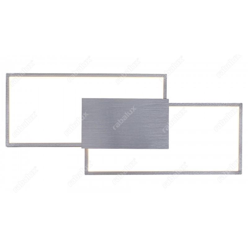 Aplica Andrei cu LED si structura din aluminiu 5678 Rabalux