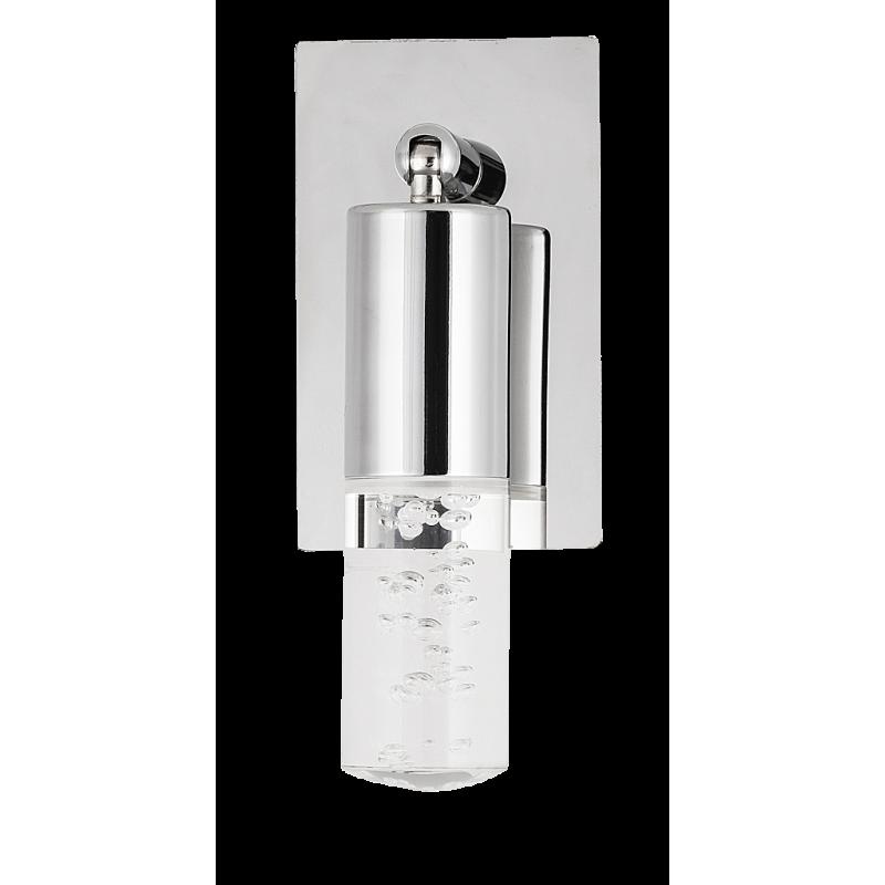 Aplica Angela cu LED,structura metalica si abajur din acril 6675 Rabalux