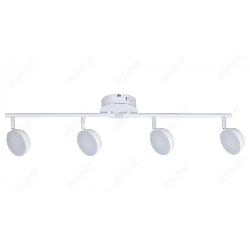 Plafoniera Hedwig LED cu structura metalica alba 5625 Rabalux