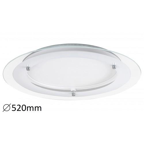 Lampa încorporabilă de tavan moderna efect iluminare de fundal LORNA 3488 Rabalux