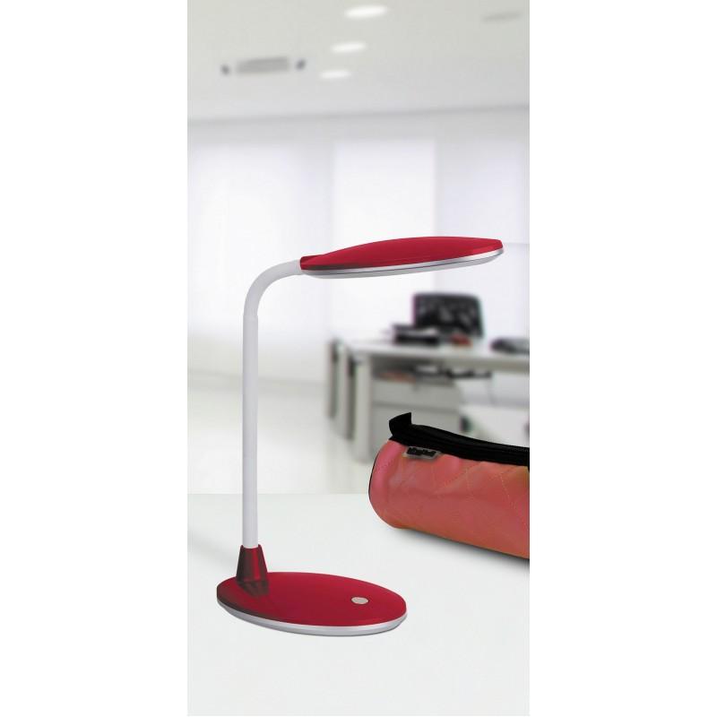 Lampa de birou Oliver cu LED si structura din plastic 4299 Rabalux