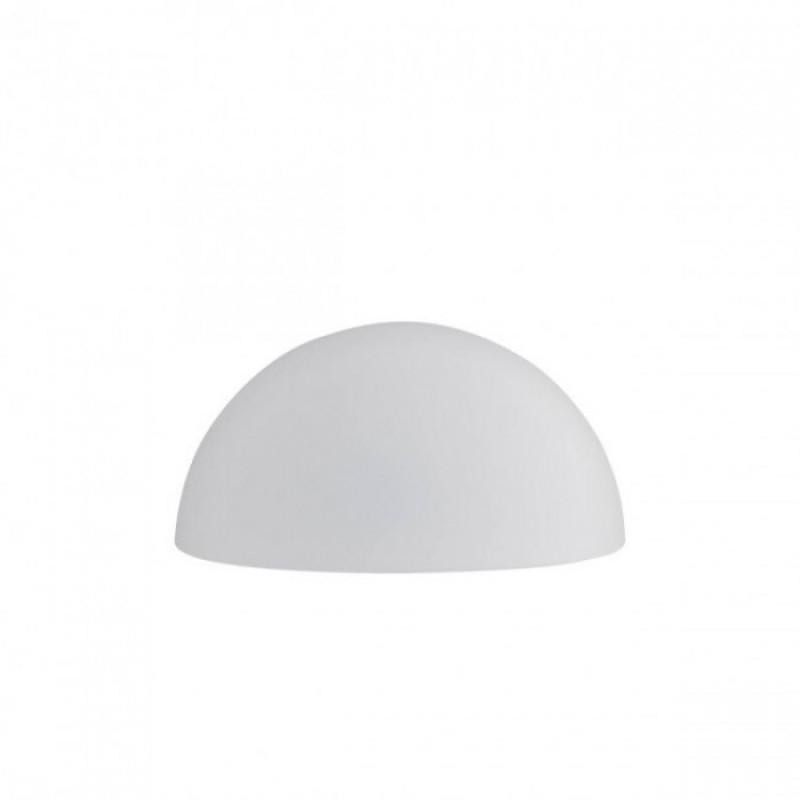Corp de iluminat exterior Blob, alb, 1XE27, IP65, 56 cm, 90169