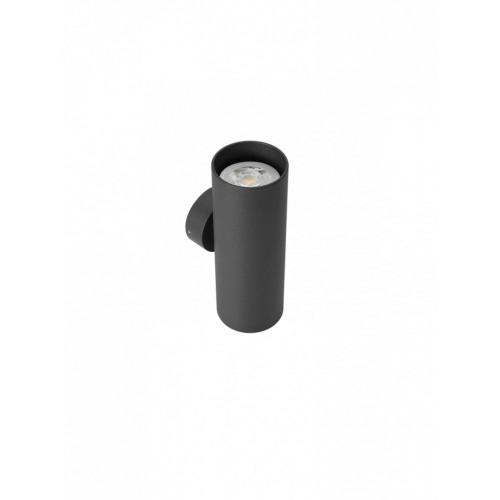 Aplica Axis 01-2160, 2 x GU10, negru mat
