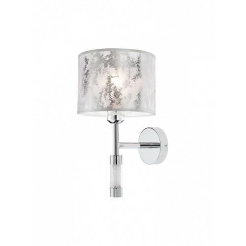 Aplica Astrid 01-1176, 1 x E27, argintie
