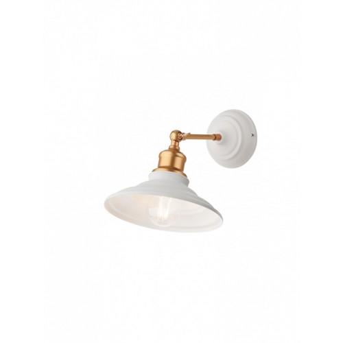 Aplica Spinner 01-1290, 1 x E27, alba