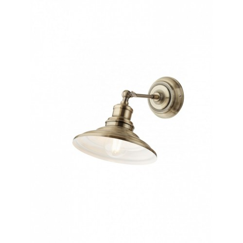 Aplica Spinner 01-1291, 1 x E27, antique
