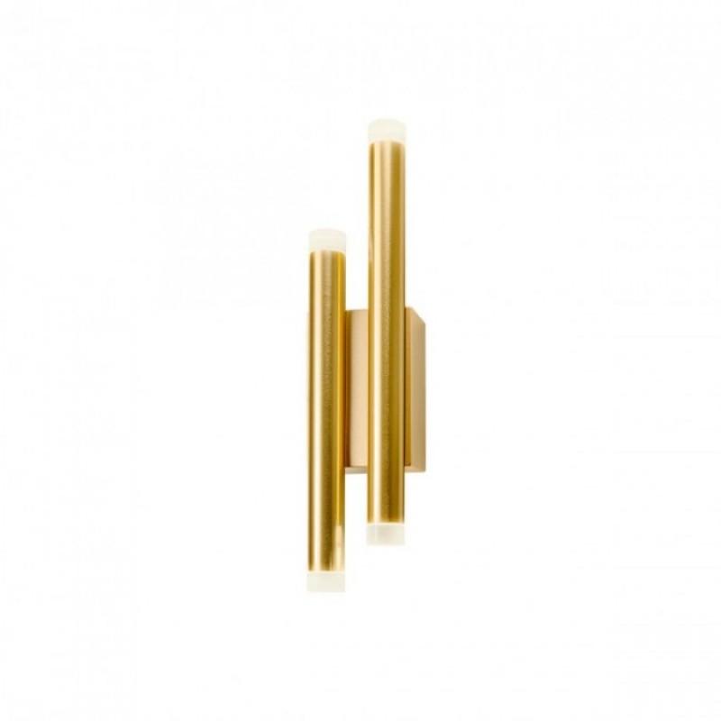Aplica Redo Madison, auriu mat, LED, 16W, alb cald 3000K, 01-2033